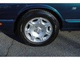 Jaguar XJ 2002 Wheels and Tires