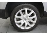 Volkswagen Touareg 2 2009 Wheels and Tires