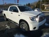 2010 Super White Toyota Tundra TRD Rock Warrior Double Cab 4x4 #75394806