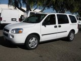 2008 Chevrolet Uplander Cargo Data, Info and Specs