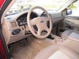 2003 Ford Explorer Eddie Bauer Medium Parchment Beige Interior