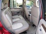 2003 Ford Explorer Eddie Bauer Rear Seat