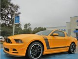 2013 School Bus Yellow Ford Mustang Boss 302 #75394313
