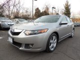 2010 Palladium Metallic Acura TSX Sedan #75394909