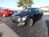 2013 Black Diamond Tricoat Cadillac ATS 3.6L Premium #75394642