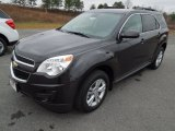 2013 Tungsten Metallic Chevrolet Equinox LT #75394763