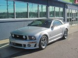 2005 Satin Silver Metallic Ford Mustang Roush Stage 1 Convertible #75457896