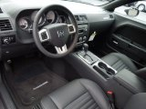 2013 Dodge Challenger SXT Plus Dark Slate Gray Interior