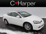 2006 Taffeta White Acura RSX Sports Coupe #75457744