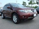 2009 Merlot Metallic Nissan Murano SL #75457458