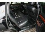 1997 Cadillac DeVille Sedan Rear Seat