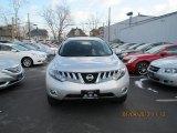 2010 Brilliant Silver Metallic Nissan Murano SL AWD #75457733