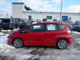 2013 Milano Red Honda Fit Sport #75457719