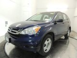 2010 Royal Blue Pearl Honda CR-V LX AWD #75457864