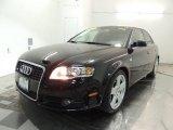 2008 Brilliant Black Audi A4 3.2 Quattro S-Line Sedan #75457862