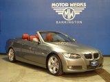 2010 Space Gray Metallic BMW 3 Series 335i Convertible #75457018