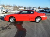 2000 Torch Red Chevrolet Monte Carlo SS #75457855