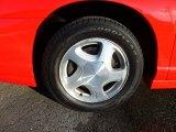 2000 Chevrolet Monte Carlo SS Wheel
