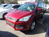 2013 Ruby Red Metallic Ford Escape SE 2.0L EcoBoost 4WD #75457425