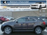 2013 Tungsten Metallic Chevrolet Equinox LT AWD #75457851
