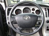 2007 Toyota Tundra SR5 CrewMax 4x4 Steering Wheel