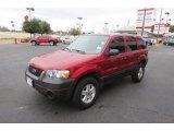 2006 Ford Escape Redfire Metallic