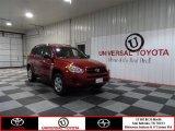 2011 Barcelona Red Metallic Toyota RAV4 I4 #75457136