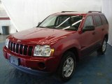 2006 Inferno Red Crystal Pearl Jeep Grand Cherokee Laredo 4x4 #7485376