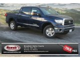2013 Nautical Blue Metallic Toyota Tundra CrewMax 4x4 #75456989