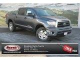 2013 Magnetic Gray Metallic Toyota Tundra SR5 TRD CrewMax 4x4 #75456986