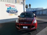 2013 Ruby Red Metallic Ford Escape Titanium 2.0L EcoBoost #75457109