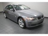 2009 Space Grey Metallic BMW 3 Series 335xi Coupe #75457540