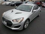 2013 Platinum Metallic Hyundai Genesis Coupe 2.0T Premium #75457095