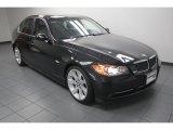 2008 Black Sapphire Metallic BMW 3 Series 335i Sedan #75457537
