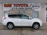 2012 Blizzard White Pearl Toyota RAV4 V6 Limited 4WD #75457085