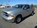 2011 Bright Silver Metallic Dodge Ram 1500 SLT Quad Cab #75457667