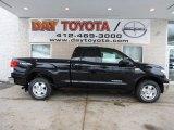 2013 Black Toyota Tundra TRD Double Cab 4x4 #75457082