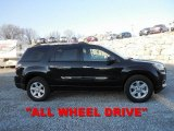 2013 Carbon Black Metallic GMC Acadia SLE AWD #75457789