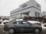2013 Sterling Gray Metallic Ford Fusion SE #75457077