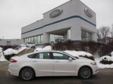 2013 Oxford White Ford Fusion SE 2.0 EcoBoost #75457076
