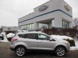 2013 Ingot Silver Metallic Ford Escape Titanium 2.0L EcoBoost 4WD #75457062