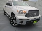 2013 Super White Toyota Tundra Texas Edition CrewMax 4x4 #75457347