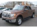 2012 Golden Bronze Metallic Ford F150 XLT SuperCrew 4x4 #75457769