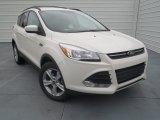 2013 White Platinum Metallic Tri-Coat Ford Escape SE 1.6L EcoBoost #75457341