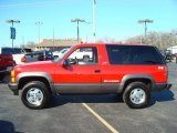 1994 Chevrolet Blazer Sport 4x4 Data, Info and Specs
