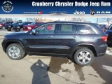 2013 Maximum Steel Metallic Jeep Grand Cherokee Limited 4x4 #75457206