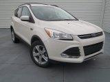 2013 White Platinum Metallic Tri-Coat Ford Escape SE 1.6L EcoBoost #75457337