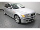 2003 Titanium Silver Metallic BMW 3 Series 330i Sedan #75457515