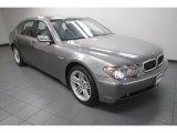 2003 Sterling Grey Metallic BMW 7 Series 760Li Sedan #75457514