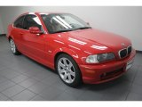2002 BMW 3 Series 325i Coupe